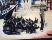 محافظ نينوى يدهس 2 من أهالى ضحايا عبارة الموصل المنكوبة بعد مهاجمة موكبه