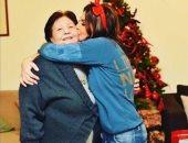 تعرف على رسالة إليسا لوالدتها فى عيد الأم