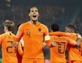 ملخص وأهداف مباراة هولندا ضد روسيا البيضاء فى تصفيات يورو 2020