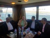مميش: دعم الرئيس السيسى والمساندة عوامل نجاح رئيسية للمنطقة الاقتصادية