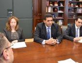 سفير مصر في بلجراد يبحث مع وزير الداخلية الصربى مكافحة الإرهاب