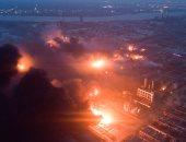 مصرع 24 شخصا على الأقل فى حريق بمصنع كبريت بإندونيسيا