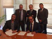 وزارة الثقافة توقع بروتوكول لتطوير فرع هيئة الكتاب فى بيروت