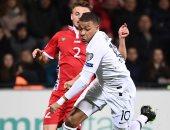 فرنسا تتسلح بالذكريات ضد أيسلندا فى تصفيات يورو 2020