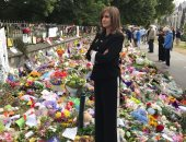 وزيرة الهجرة تشارك فى الجنازة الرسمية لشهداء حادث مسجدى نيوزيلندا