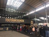 سفير مصر بباريس: معرض توت عنخ أمون يسجل رقما قياسيا باستقباله 1.3 مليون زائر