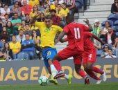 البرازيل يسقط فى فخ التعادل أمام بنما وديا.. فيديو