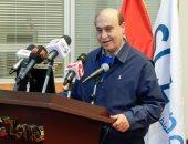 مهاب مميش: 550 مليون دولار تكلفة تنفيذ الحوض الثانى بميناء السخنة