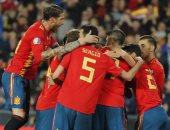ملخص وأهداف مباراة إسبانيا ضد النرويج فى تصفيات يورو 2020