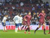 ملخص وأهداف مباراة الارجنتين ضد فنزويلا الودية