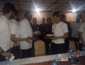 """المنتخب يحتفل بعيد ميلاد """"فتوح"""" قبل مواجهة النيجر"""