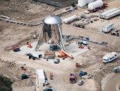 """""""سبيس اكس"""" تكشف عن أول صور لمركبتها الفضائية قبل بدء الاختبارات"""