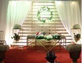 """ياما فى الحبس """"أفراح"""".. سجن الحائر بالسعودية يقيم حفل زفاف لأحد نزلائه.. صور"""
