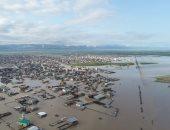 مصرع 6 أشخاص بسبب السيول فى متنزه هيلز جيت الوطنى بكينيا