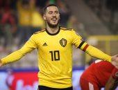 """بلجيكا فى نزهة ضد سان مارينو وسط غياب """"الأخوين"""" هازارد"""