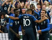 مبابى وجريزمان فى هجوم فرنسا ضد أيسلندا بتصفيات يورو 2020