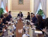 صور.. رئيس الوزراء يلتقى مدير الوكالة الأمريكية للتنمية الدولية