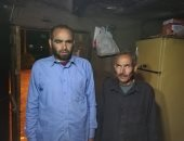 استغاثة 3 أخوة مكفوفين: مش لاقيين العيش الحاف ونناشد التضامن بإعادة المعاش