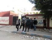 نقل 3 حالات من لجنة امتحانات بالثانوية العامة فى المنوفية لمستشفى أشمون