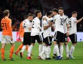هولندا ضد ألمانيا.. الماكينات تنهى الشوط الأول بثنائية.. فيديو
