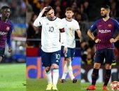 أخبار برشلونة اليوم عن قلق جماهير البارسا بعد إصابة الثلاثي