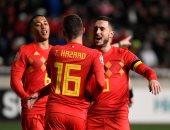 بلجيكا تحتفظ بصدارة تصنيف الفيفا وفرنسا تصعد للوصافة