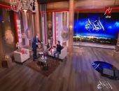 رهان على آداء أغنية لعدوية بين محمد رشاد وعمرو أديب..اعرف مين اللى كسب؟