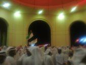 حمدان محمد المنصورى يفوز بالمركز الأول فى برنامج المنكوس