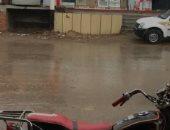 قاريء يشارك بصور سقوط الأمطار بمحافظة الشرقية