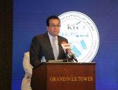 وزير التعليم العالى يستعرض تقرير الاتحاد الرياضى للجامعات لأولمبياد المحافظات
