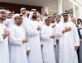 محمد بن زايد يشكر القائمين على تنظيم الأولمبياد الخاص أبو ظبى 2019