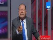 الديهى يكشف سبب استعانة الإخوان بعمرو واكد وخالد أبو النجا