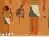 """""""الكاف"""" يطلق حسابا رسميا للجنة المنظمة لأمم أفريقيا على تويتر ..فيديو وصور"""