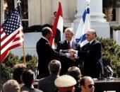 زى النهارده .. التوقيع على اتفاقية كامب ديفيد بين مصر وإسرائيل 1978