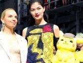 عرض أزياء لـ Koché باستخدام بوكيمون فى أسبوع الموضة بطوكيو لخريف وشتاء 2019