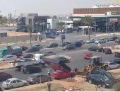 النيابة الإدارية تفتح تحقيقا فى سقوط لافتة على سيارة مواطن بالتجمع