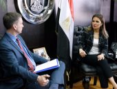 مدير الوكالة الأمريكية لوزيرة الاستثمار: نشعر بالفخر للشراكة مع مصر
