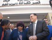 وزير الثقافة ومحافظ الشرقية يفتتحان قصور ثقافة بلبيس وديرب نجم والزقازيق