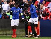 فرنسا تكتسح آيسلندا برباعية فى تصفيات اليورو.. فيديو