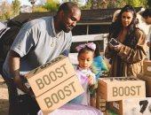 حذاء الخير.. عائلة كاردشيان تبيع أحذية وتخصص العائد لجمعيات خيرية