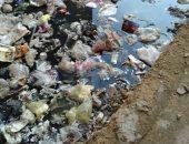 شكوى من تراكم القمامة ومياه الصرف فى مساكن الناصرية بمحافظة الإسكندرية