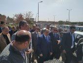 وزير التنمية المحلية يوجه محافظ القاهرة لإصلاح الأرصفة بمحيط ستاد السلام