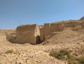 الآثار تعثر على ميناء لنقل الأحجار من محاجر جبل السلسلة بأسوان .. صور