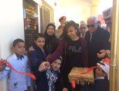 محافظ جنوب سيناء يفتتح مدرسة الشهيد محمد فاروق بسانت كاترين