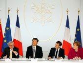 صور.. قمة رباعية فى باريس لبحث التعاون متعدد الأطراف