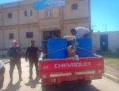 ضبط سيارة محملة بـ 70 ألف وحدة زريعة أسماك بكفر الشيخ
