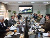 وزيرة البيئة تعقد الاجتماع الأول حول إعادة التوازن البيئى لبحيرة قارون