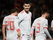 ملخص وأهداف مباراة إسبانيا ضد مالطة فى تصفيات أمم أوروبا 2020