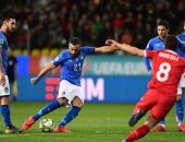 إيطاليا تتقدم برباعية أمام ليشتنشتاين وكوالياريلا يدخل التاريخ.. فيديو