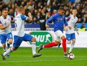 ملخص واهداف مباراة فرنسا ضد آيسلندا 4-0 في تصفيات اليورو